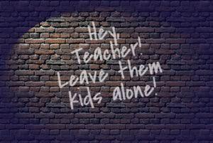 kids alone